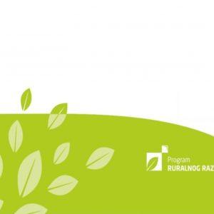 """Obavijest o održavanju radionice – """"Potpora ulaganju u pokretanje nepoljoprivrednih djelatnosti u ruralnim područjima"""""""