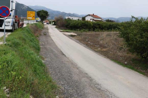 Sufinanciranje izgradnje kanalizacijskog sustava Grada Opuzena na području Jasenska kroz Program podrške regionalnom razvoju u 2018. godini