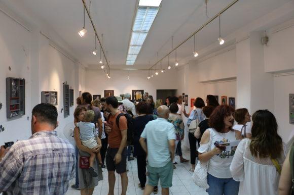 Održana izložba u Likovnom salonu Opuzen