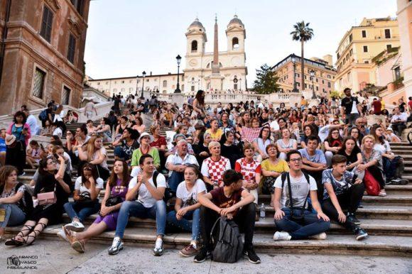 Župni zbor crkve sv. Stjepana Prvomučenika i hodočasnici iz Opuzena u posjeti Italiji