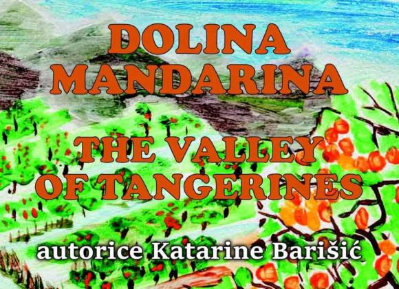 """Predstavljanje knjige """"Dolina mandarina"""""""