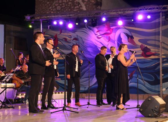 Održan 25. festival zabavne glazbe, Melodije hrvatskog juga