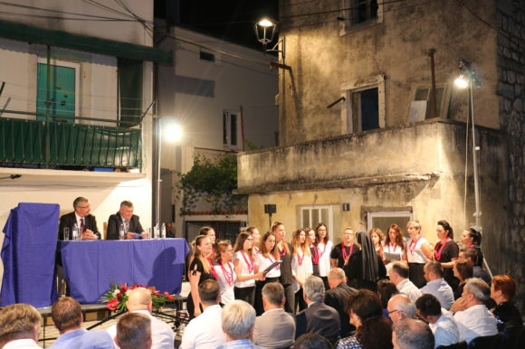 Održana svečana sjednica Gradskog vijeća Grada Opuzena