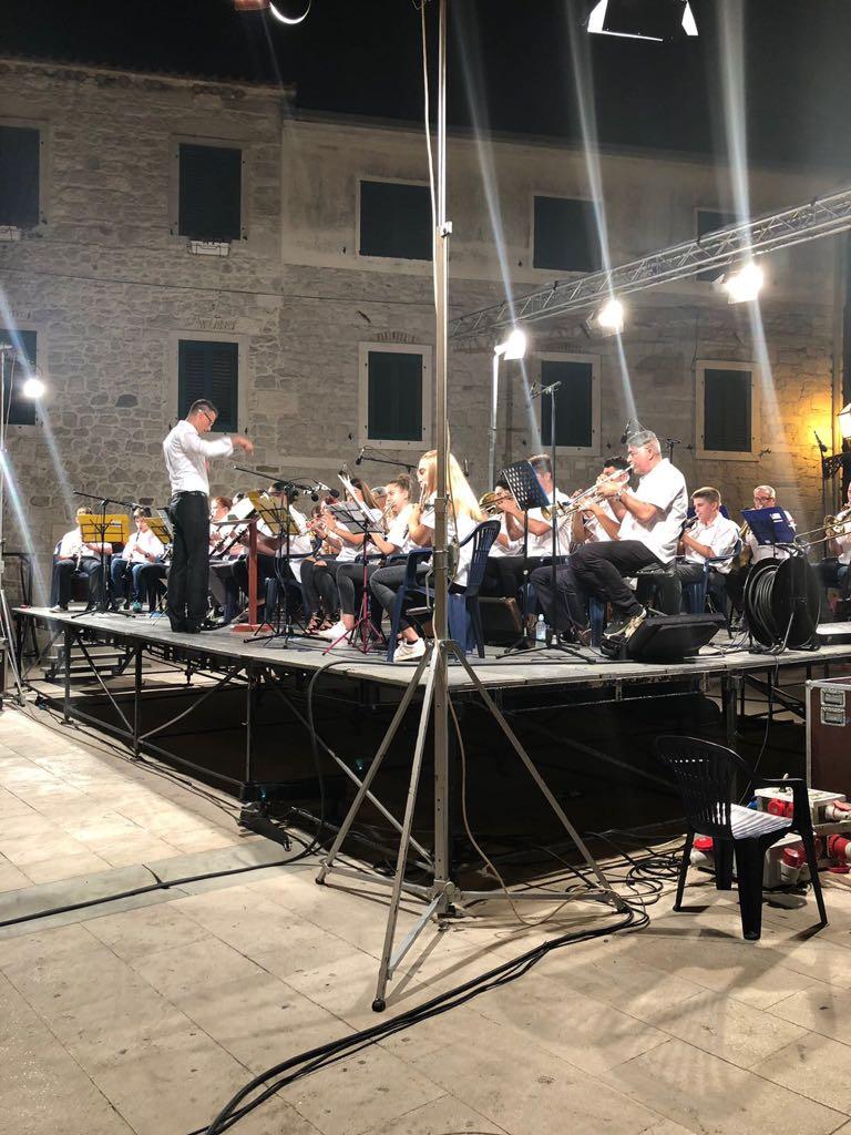 Koncert Gradske glazbe Opuzen
