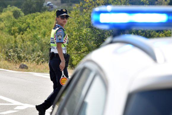 Pojačani nadzor vozila i vozača