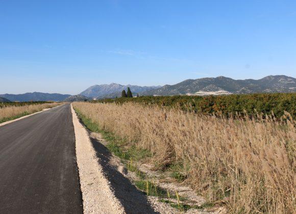 Završen projekt Rekonstrukcije nerazvrstane ceste NC97 – Jasenska
