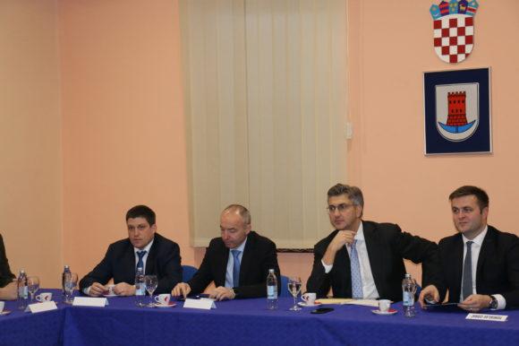 Premijer Vlade u posjeti Dubrovačko-neretvanskoj županiji