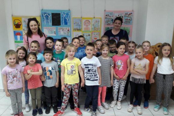 Otvorena izložba dječjih radova djece Dječjeg vrtića Opuzen i obilježen početak Dana otvorenih vrata Vrtića