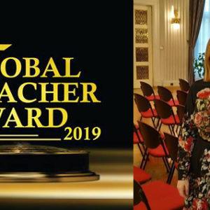 Čestitka gradonačelnika Ivani Bašić, dobitnici međunarodne nagrade Global Teacher Award za 2019. godinu