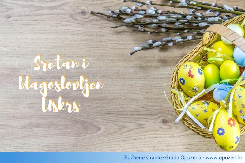sretan i blagoslovljen uskrs Sretan i blagoslovljen Uskrs sretan i blagoslovljen uskrs